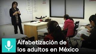El INEA y la alfabetización de los adultos - Al Aire con Paola