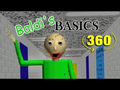 Baldi's Basics 360