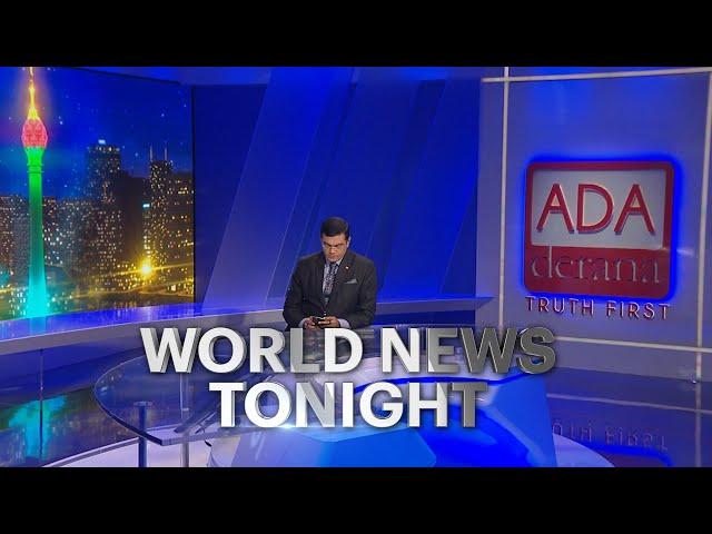 Ada Derana World News Tonight | 03rd February 2021