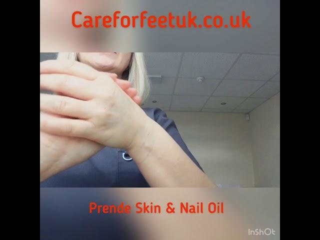 Prende Skin & Nail Oil