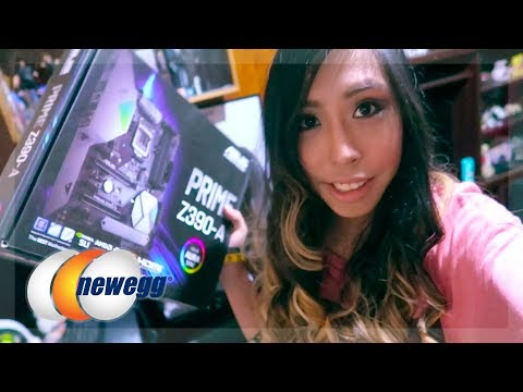 Bought My Motherboard From Newegg & Ship To The Philippines   Unboxing #16
