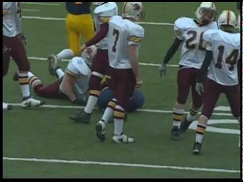 2005 IHSA Boys Football Class 1A Championship Game: Freeport (Aquin) vs. Cambridge