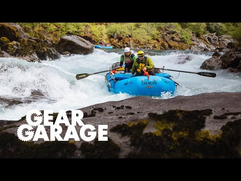 Gear Garage Ep. 72: Pushing Vs. Pulling For Whitewater Rowing