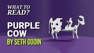 Purple Cowby Seth Godin (Book Summary & Recommended Read)