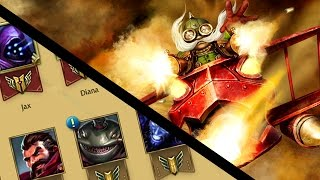 the worst gameplay you ve ever seen completing league of legends ep 14