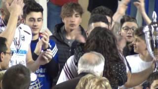 15-04-2017: Gabriele Parisi, una Coppa Italia che vale la proposta di matrimonio