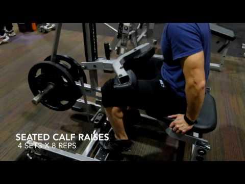 CS Fitness - LEGS WORKOUT