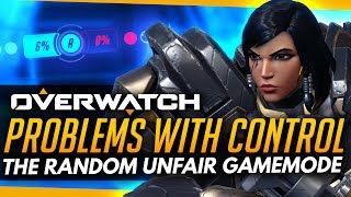 Overwatch | Control Gamemode UNFAIR? - Random Advantage Problem