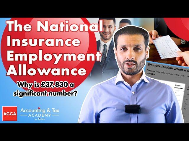 National Insurance Employment Allowance 2021-22