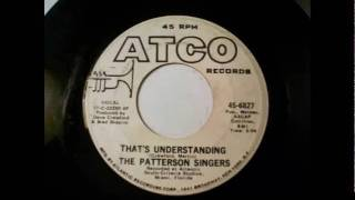 The Patterson Singers - That