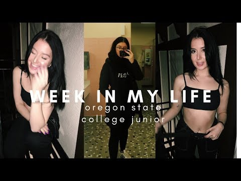 College Week in My Life || Oregon State University