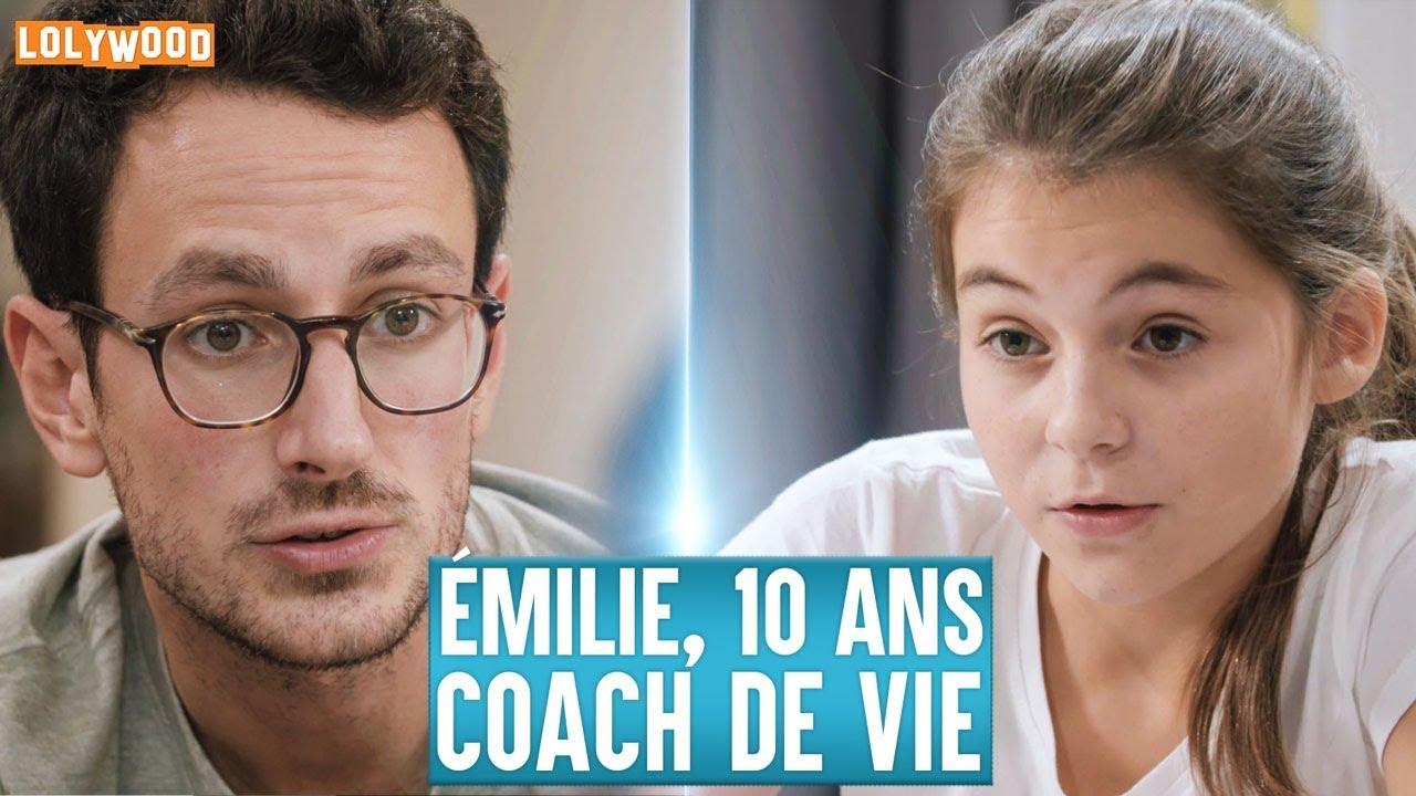 Emilie, 10 ans, Coach De Vie