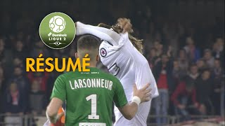 Stade Brestois 29 - Red Star  FC ( 1-1 ) - Résumé - (BREST - RED) / 2018-19