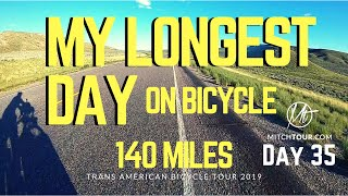 The LONGEST DAY IN MY LIFE on BICYCLE