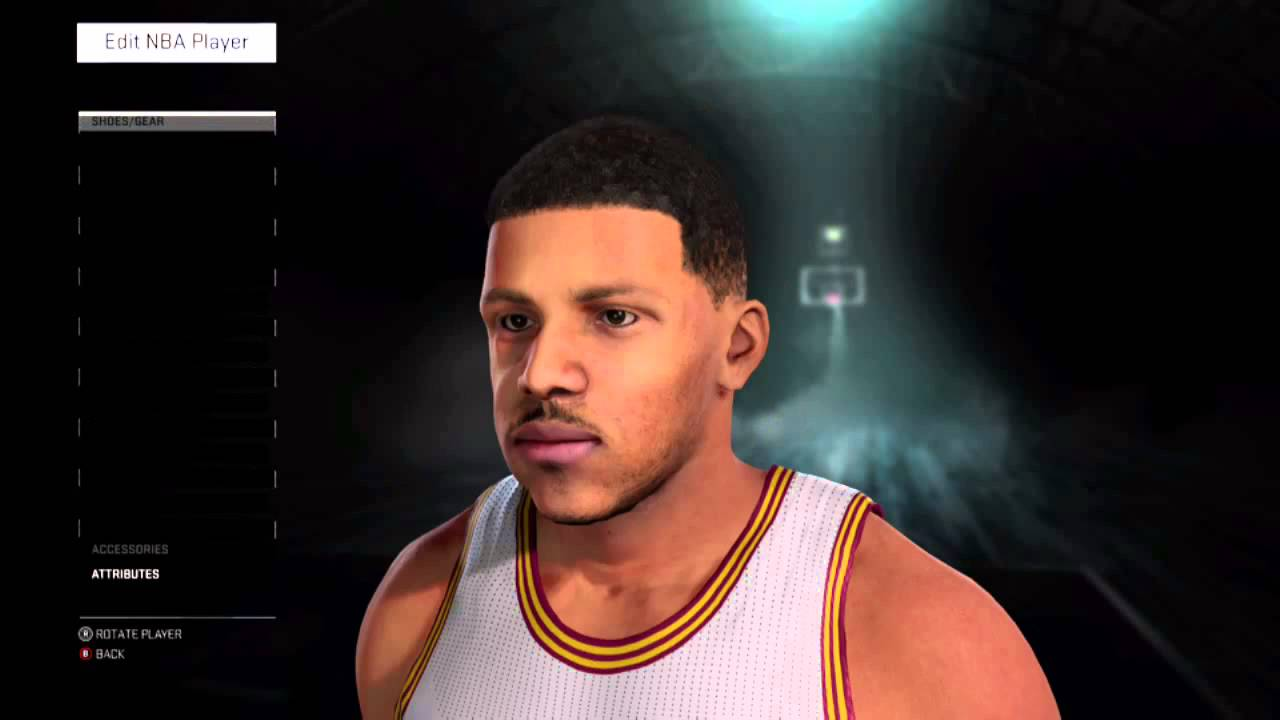 Brad Daugherty NBA 2K16 CAP 90 91 Season