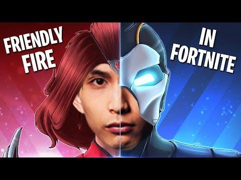 FRIENDLY FIRE IN FORTNITE - SingSing Fortnite Battle Royale Highlights