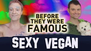 SEXY VEGAN | Before They Were Famous | Dr. Phil Vegan Episode Vegan Messiah