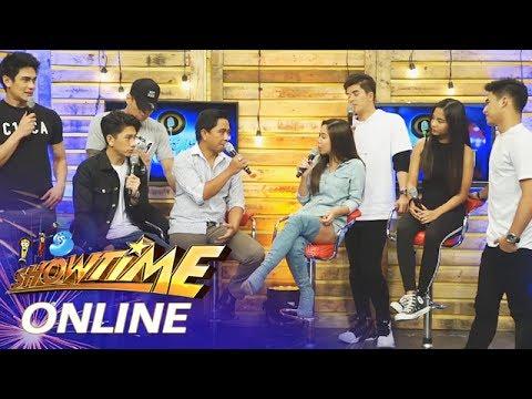 It's Showtime Online: Mindanao contender Joel Delalamon