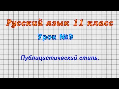 Как определить стиль в русском языке