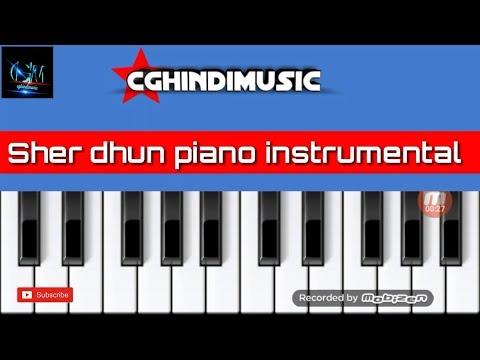 sher-dhun-piano-instumental,tiger-dance-casio-|-cghindimusic