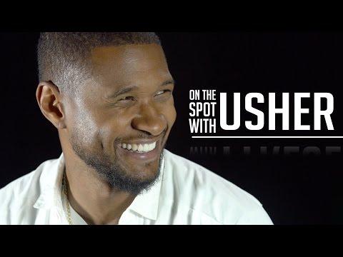 Usher Reveals Best Michael Jackson Advice + Talks '8701' vs 'Confessions'