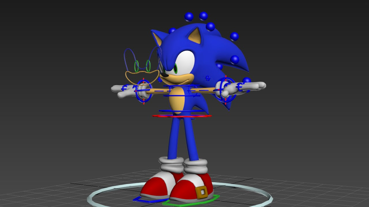 download animated 3d hedgehog - photo #2
