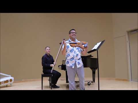 Classical Music featuring Dr. Mark Alexander & Ernest Sauceda