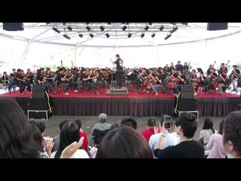 NUSSO NUS Symphony Orchestra - Offenbach - Can Can 12of12 [HD]