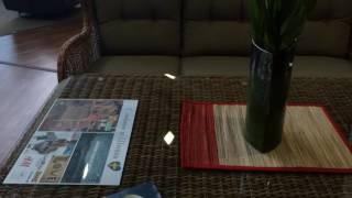Обеденный комплект мебели из ротанга Evita Brafab(, 2017-01-16T10:51:07.000Z)
