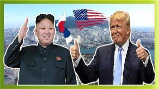 КНДР: Ким Чен Ын пригласил Трампа посетить Северную Корею