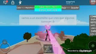Bola dragão Rag (Roblox)/amigo: v