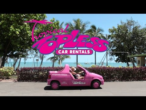 Topless Car Rentals - Magnetic Island