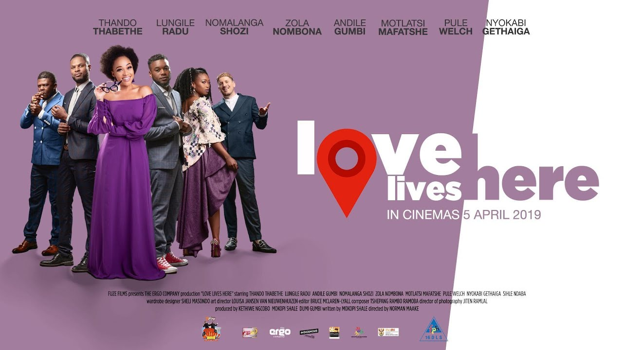 'Love Lives Here' Official Trailer HD