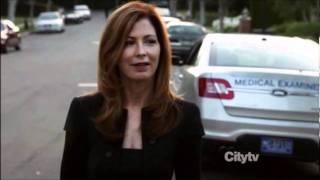 Referencia de Dana Delany en El Cuerpo del Delito a Mujeres Desesperadas