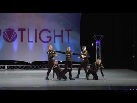 Best Hip Hop // FLAWLESS - The Barn Dance Academy [Denver (1), CO]