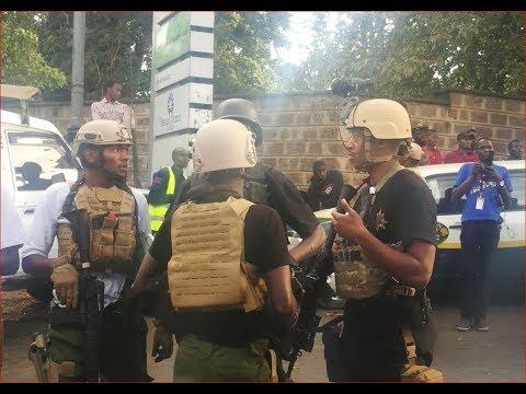 EXCLUSIVE: Inside Riverside Attack | Elite squad | Evacuation | Firefight
