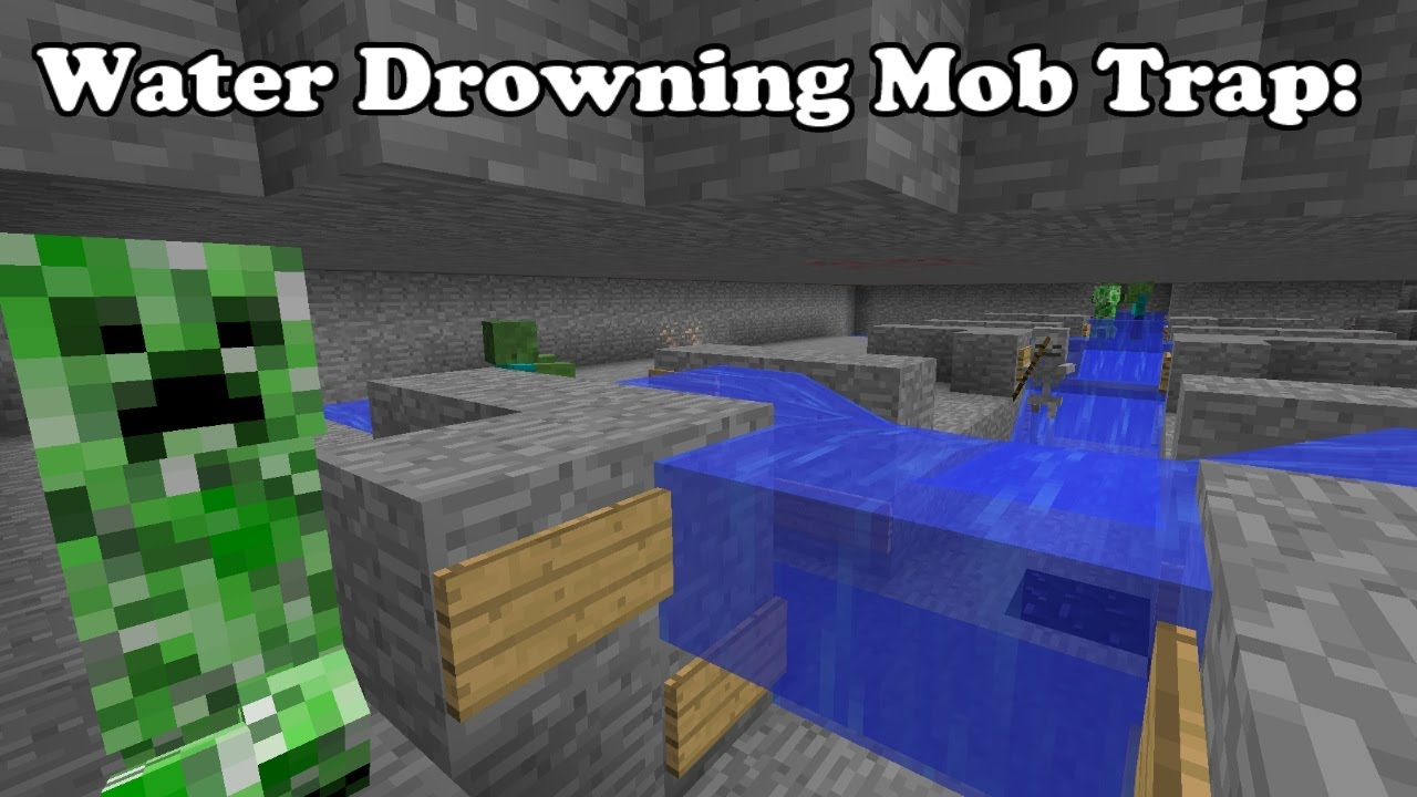 how to make a fish trap in minecraft