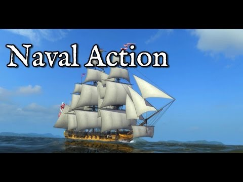 Naval Action Episode 3 My first ship sunk