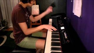 "Edith Piaf - ""La Foule"" - piano interpretation by Huan Tran"