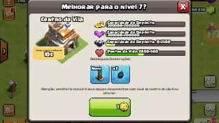 ATAQUE COM MAIS DE 1000 MAGOS DE GELO NO CLASH OF CLANS
