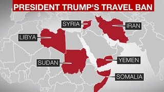 Part of Trump travel ban goes into effect