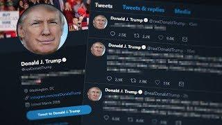 I Fixed Donald Trumps Twitter! (Best Subbreddits)