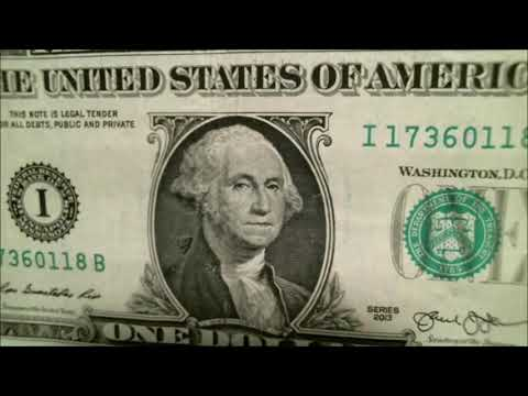 POSSIBLE FAKE MONEY! Bill Searching For Rare Bank Notes