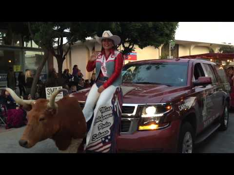 Colmo del Rodeo Parade 2017 Salinas California - Stand By Me (Ben E. King) Cover