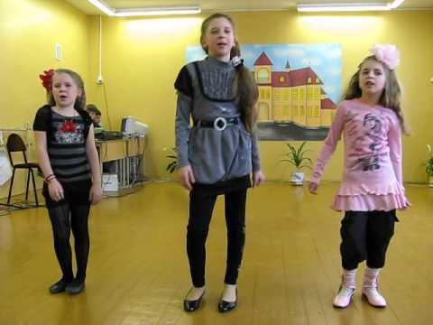 песня три подружки слушать непоседы