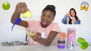 Reviewing Karina Garcia's Soda Slime Packs! You Wont Believe What I Found!