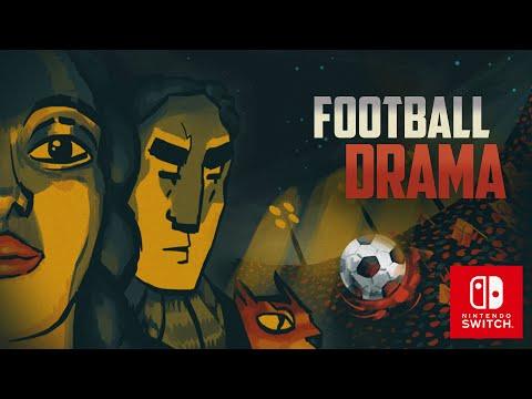 Football Drama Trailer For Nintendo Switch!