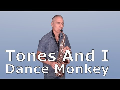 DANCE MONKEY - TONES AND I - SAXOPHONE COVER