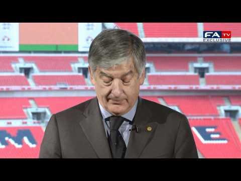 FA Chairman David Bernstein Statement