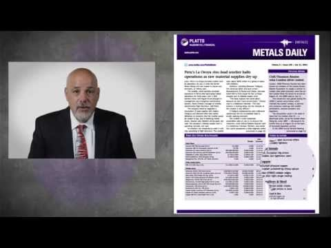 Overview of Platts Metals